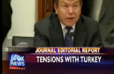 Journal Editorial Report- Turkey Warns U.S. Over Armenian Genocide Bill: Speaking truth to power